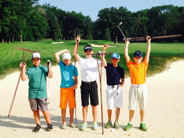hälla golf range